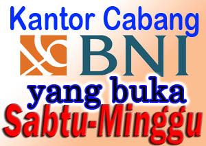 Daftar Bank Bni Jogja Ada Yang Sabtu Minggu Tetap Buka Info Tes Acept Ugm Terlengkap